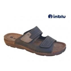 Παπούτσια INBLU LQ10wk10 Καφέ Ανδρικές Παντόφλες
