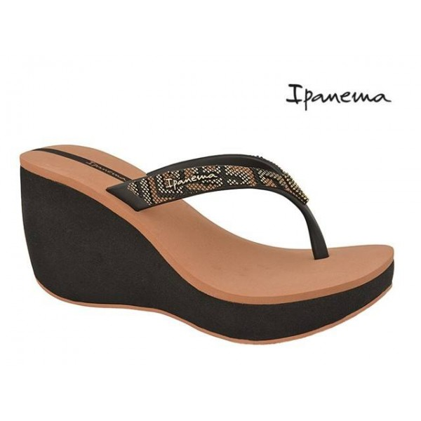 Ipanema 780-7366 Κάμελ - Μαύρο