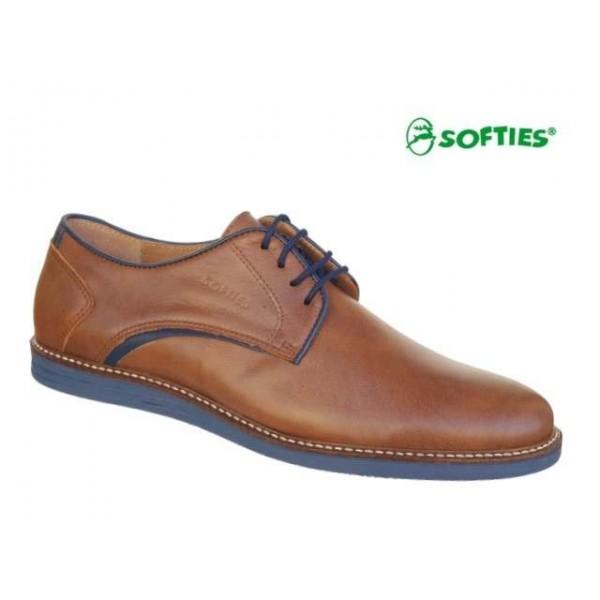 SOFTIES 6888 Ταμπά δέρμα