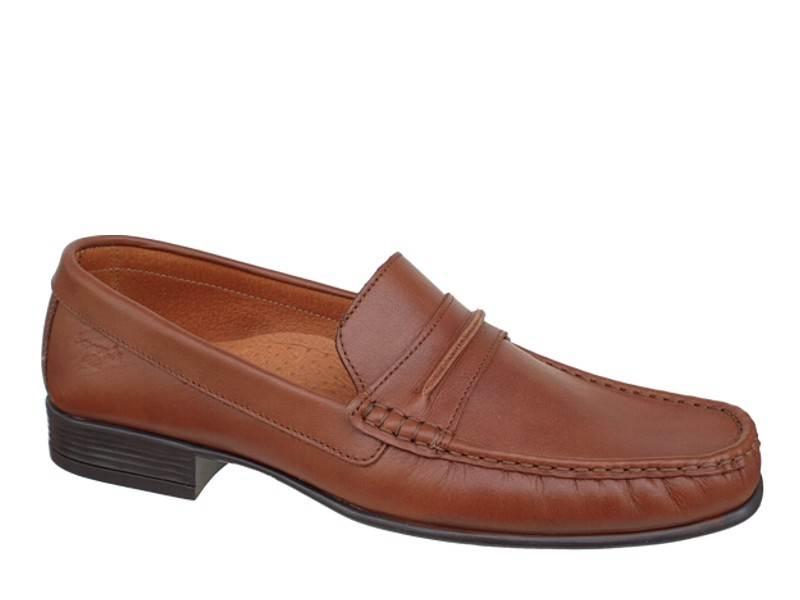 Casual ανατομικά Μοκασίνια   Boxer shoes 41072 Ανδρικά Μοκασίνια