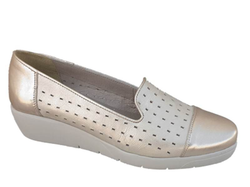 Γυναικεία Καλοκαιρινά Μοκασίνια | Boxer shoes 52364 | Papoutsomania.gr