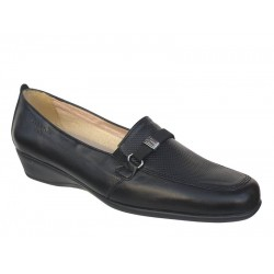 Γυναικεία Παπούτσια Boxer soft 52863 17-011 Ανατομικά Δερμάτινα Μοκασίνια