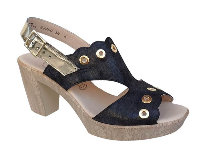 Δερμάτινα Γυναικεία Πέδιλα | Boxer shoes 84080 | papoutsomania.gr
