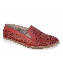 Γυναικεία Παπούτσια Boxer shoes 92042 17-002 Γυναικεία Μοκασίνια