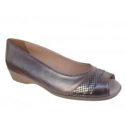 Δερμάτινα Γυναικεία Παπούτσια | Μοκασίνια | peep toe