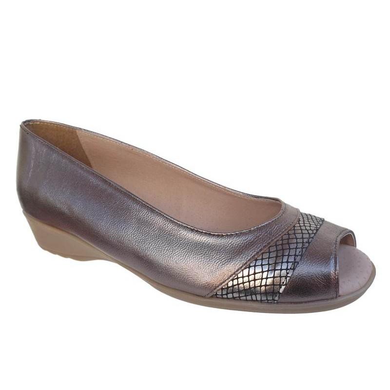 35def62e6997 -13% Δερμάτινα Γυναικεία Παπούτσια