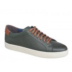 Aeropelma - Malibu 271 Πράσινα Spor Ανδρικά Παπούτσια