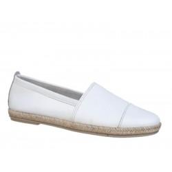 Soften 97 Λευκό Μοκασίνια - Εσπαντρίγιες - loafers
