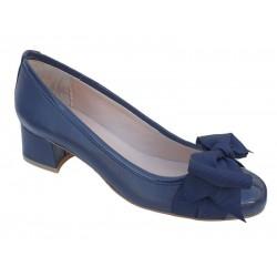 ESTE 45468 Μπλε Γόβες