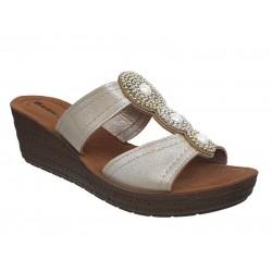 INBLU GMAYOO08 Sand Πλατφόρμες - Παντόφλες
