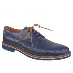 Ανδρικά Παπούτσια Kricket shoes 092 Casual | Δερμάτινα Δετά Υποδήματα