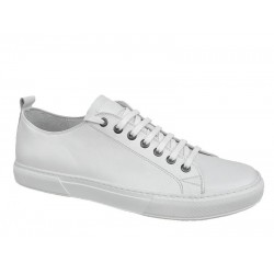 Kricket 442 Λευκά Ανδρικά Spor - Sneakers