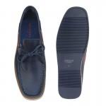 Ανδρικά Παπούτσια Kricket shoes 556 Δερμάτινα Μοκασίνια