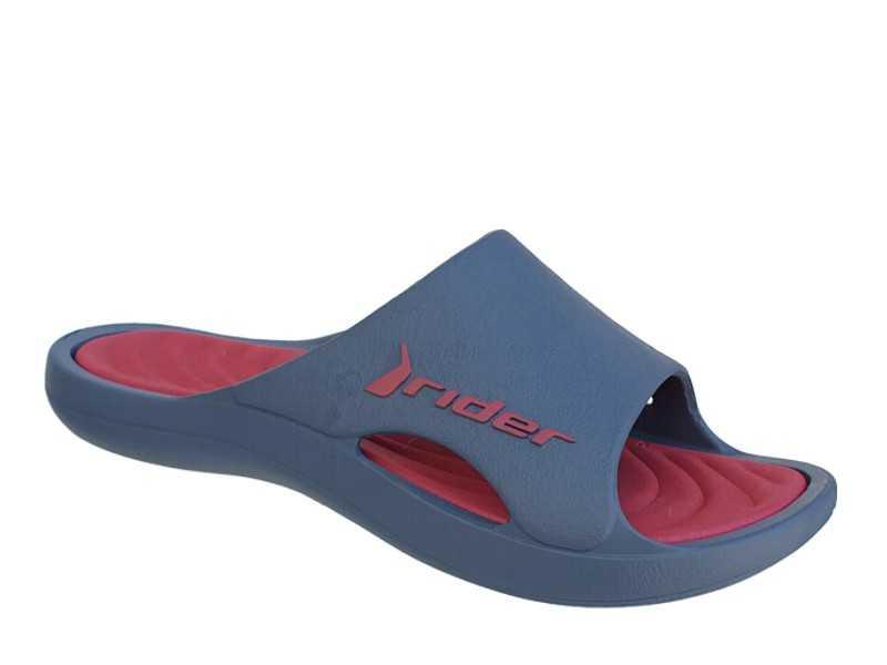 Ανατομικές Ανδρικές Σαγιονάρες | RIDER 780-19030 Blue- Red
