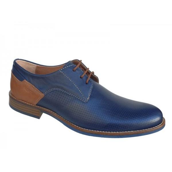 SOFTIES 6951 Casual Ανδρικά Σκαρπίνια   Δετά παπούτσια