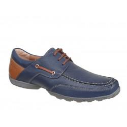 SOFTIES 6968 Μπλε Ανδρικά Παπούτσια