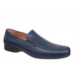 Ανδρικά Παπούτσια SOFTIES 6970 Μπλε casual Μοκασίνια