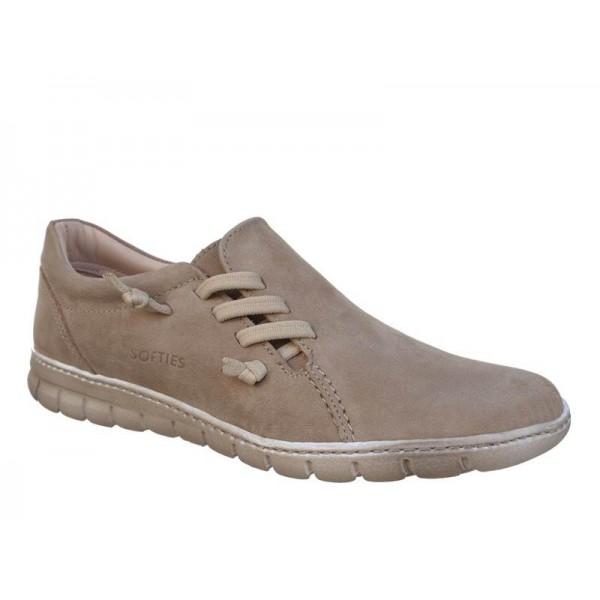 Γυναικεία Μοκασίνια - loafers   SOFTIES 7984 Μπεζ