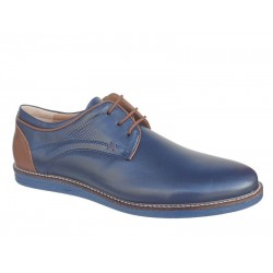 SOFTIES 6954 Casual Ανδρικά Σκαρπίνια | Δετά παπούτσια
