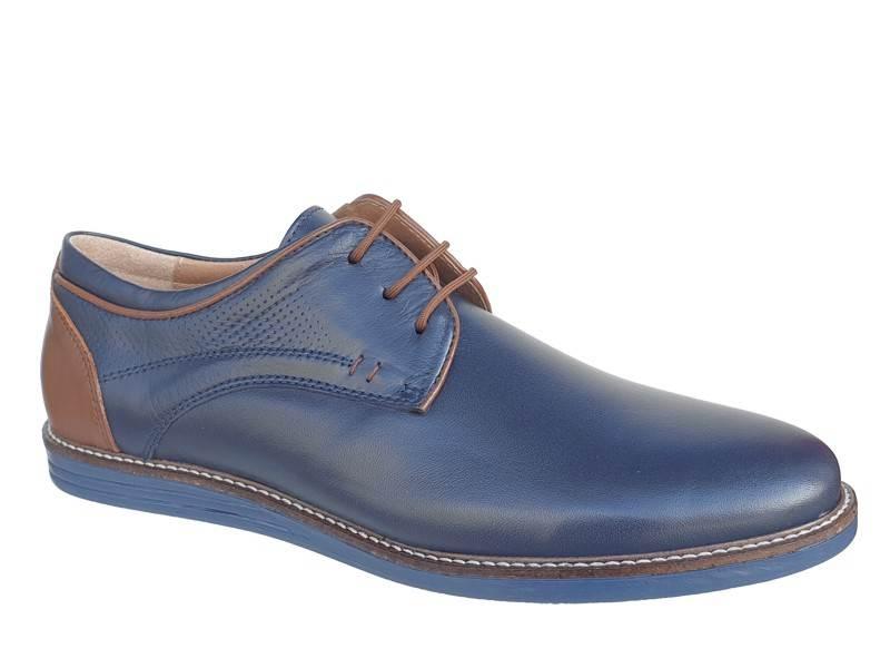 SOFTIES 6954 Casual Ανδρικά Σκαρπίνια   Δετά παπούτσια