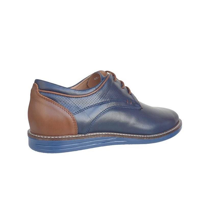 284046faf36 SOFTIES 6954 Casual Ανδρικά Σκαρπίνια | Δετά παπούτσια