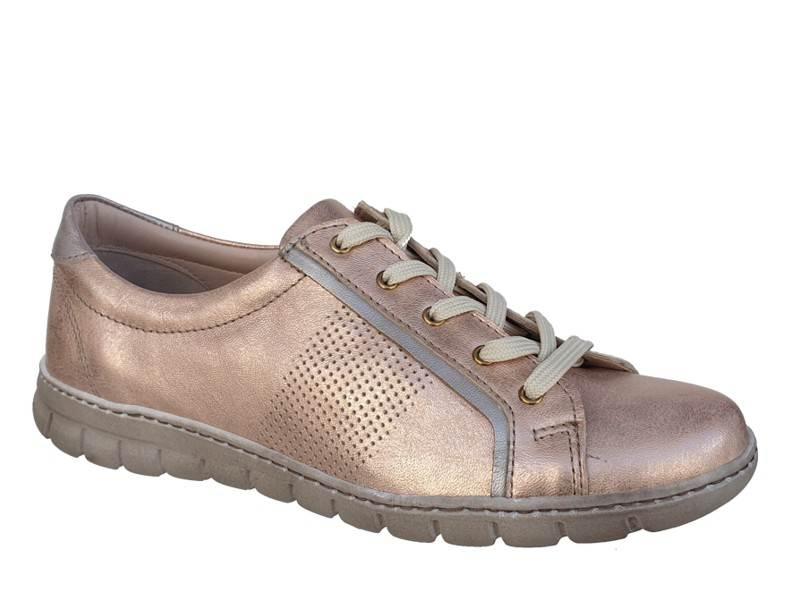 Γυναικεία Παπούτσια Sneakers | SOFTIES 7957 Roz Μεταλιζέ