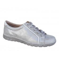 Ανατομικά Γυναικεία Παπούτσια Sneakers | SOFTIES 7957 Ασημί