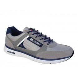 Παπούτσια Zak | Cockers 62/042 Γκρι Ανδρικά Αθλητικά