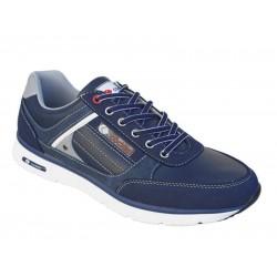Παπούτσια Zak Cockers 62/042 Μπλε Ανδρικά Αθλητικά