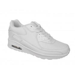 Αθλητικά - Sneakers - papoutsomania.gr Zak 5747 Λευκό