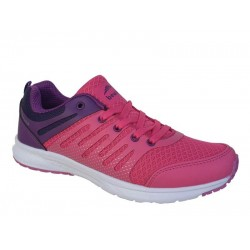 Zak Bewild FR4045 Φούξια Γυναικεία Sneakers