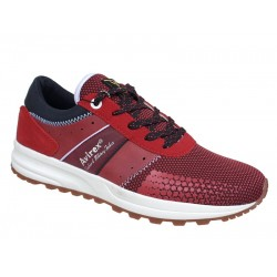 Avirex shoes AN-0611 Red | Ανδρικά Sneakers - Αθλητικά Παπούτσια