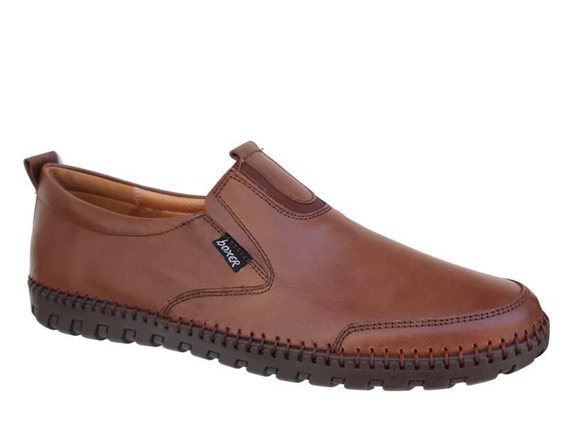 Boxer shoes light 21191 | Casual Ανδρικά παπούτσια | Papoutsomania.gr