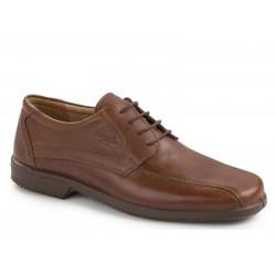 Ανδρικά Παπούτσια Boxer shoes 10055 14-119 | Casual Δερμάτινα Σκαρπίνια.