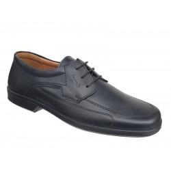 Ανδρικά Παπούτσια Boxer shoes 10104 14-111 | Casual Δερμάτινα Σκαρπίνια.