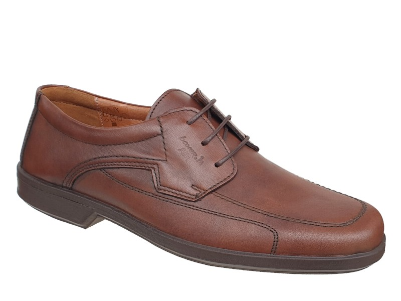 Ανδρικά Παπούτσια Boxer shoes 10104 14-119 | Casual Δερμάτινα Σκαρπίνια.