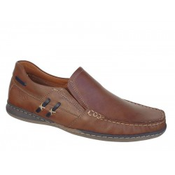 Ανδρικά Παπούτσια | Boxer shoes 21177 14-119 | Boat Μοκασίνια