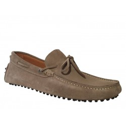 Kricket shoes 540 - K17 Χακί Ανδρικά Μοκασίνια