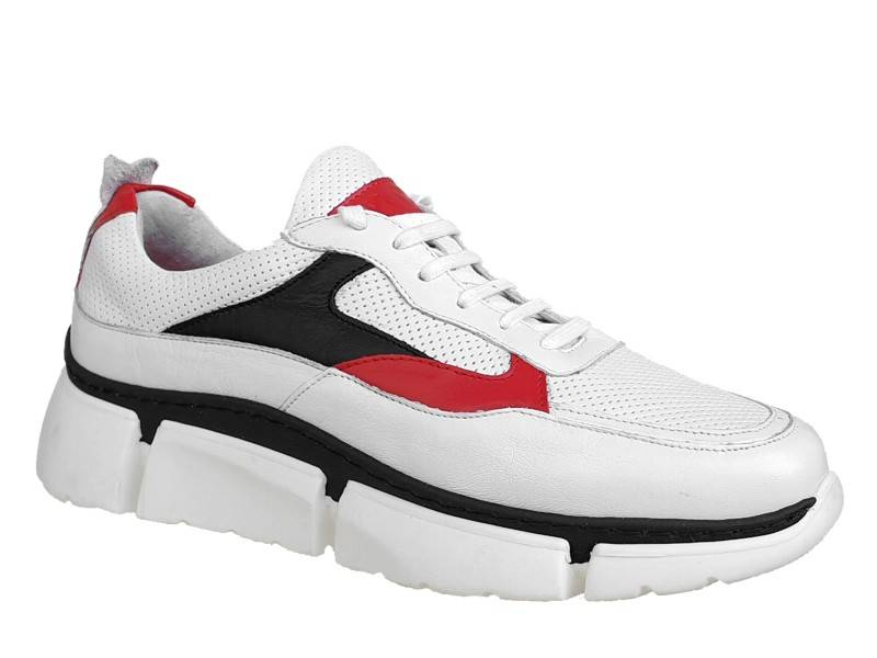 Ανδρικά Αθλητικά - Sneakers | Παπούτσια Kricket shoes 906 WoW Λευκό