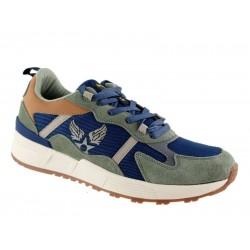 Avirex AN0609 Green Ανδρικά sneakers