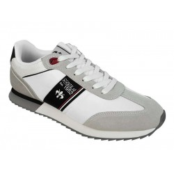 Conte of Florence 4705 White Ανδρικά Sneakers