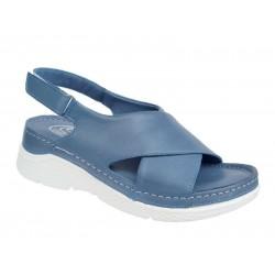 SAFE STEP KA900 Μπλε Γυναικεία Πέδιλα