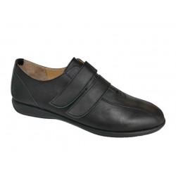 c9fd16021bd Δερμάτινα Παπούτσια Relax anatomic 1305-01 Μαύρα Comfort Γυναικεία Παπούτσια
