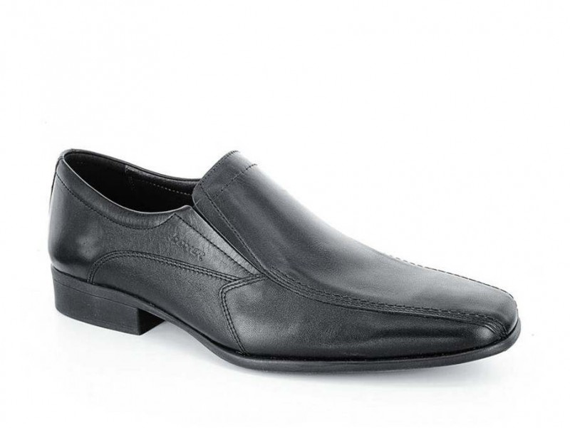 Ανδρικά Παπούτσια Boxer shoes 41039 10-011 | Casual Δερμάτινα Μοκασίνια
