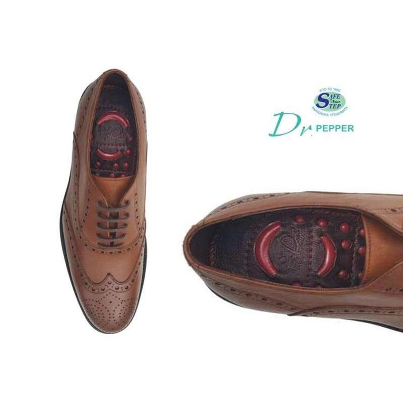 ... Ανδρικά Παπούτσια Dr. PEPPER 51620 Ταμπά Δερμάτινα Σκαρπίνια ... 64c1cea9988
