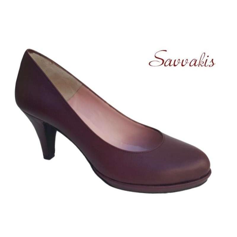 -20% Γυναικεία Παπούτσια SAV 55 Μπορντό Γυναικείες Γόβες 8b3f08646d9