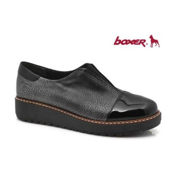 Boxer 52774 50-751  Μαύρο Μανδρ