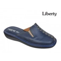 Liberty 1034 Μπλε δέρμα