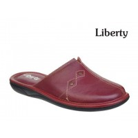Liberty 1038 Μπορντό δέρμα
