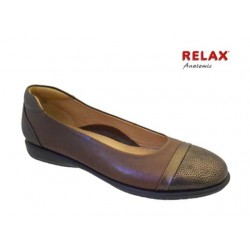 RELAX anatomic 1143-15617 Gold marrone pear